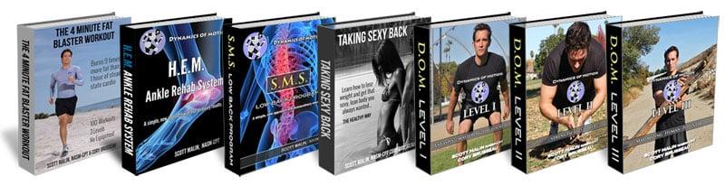 Scott Malin's Best-Selling Books