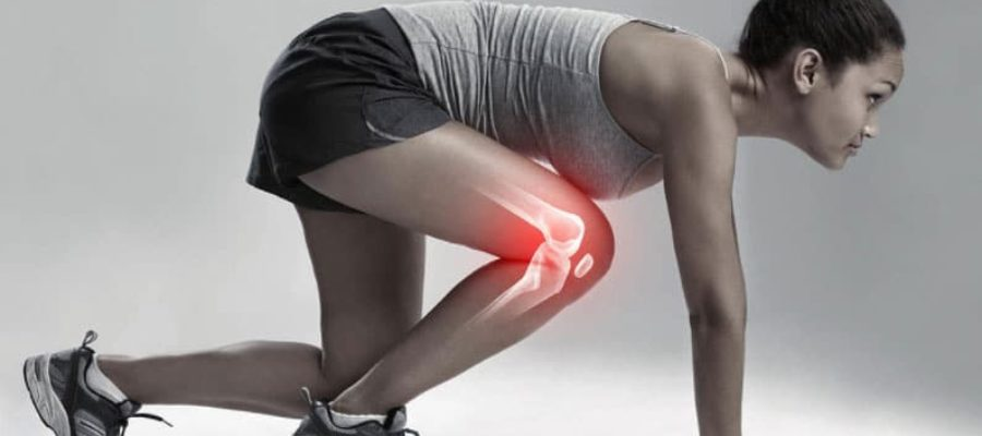 Can a Sprained Ankle cause Knee Pain?