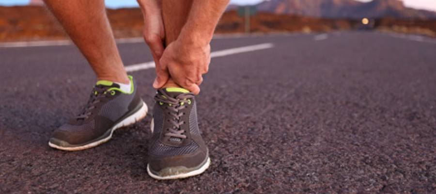 A Sprained Ankle can Lead to More Serious Injuries