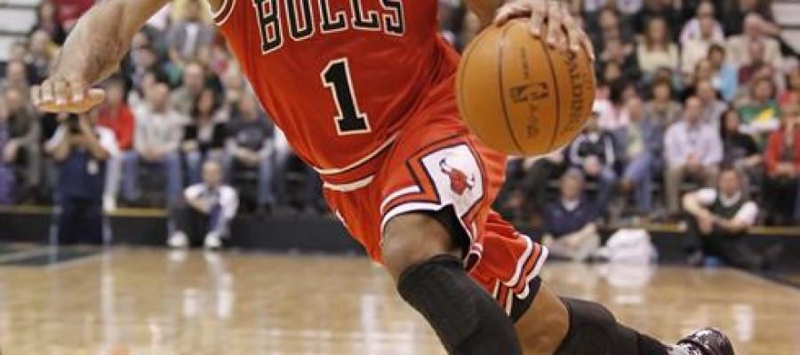 Derrick Rose : Did Ankle Sprains cause his Knee Injuries?