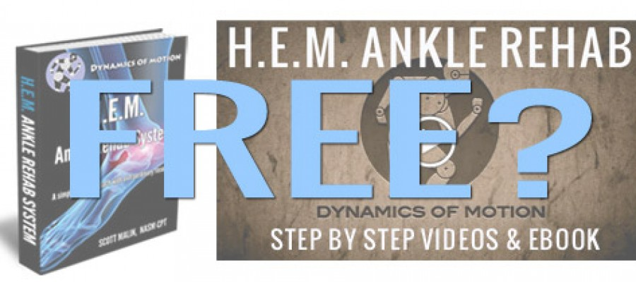 HEM Ankle Rehab Free Download