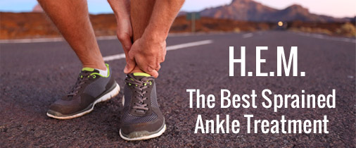 H.E.M. Ankle Rehab - Heal a Sprained Ankle Fast