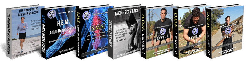 Scott Malin - 7 Time Best Selling Author