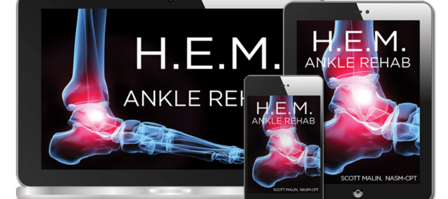 HEM Ankle Rehab – Best Treatment for a Sprained Ankle