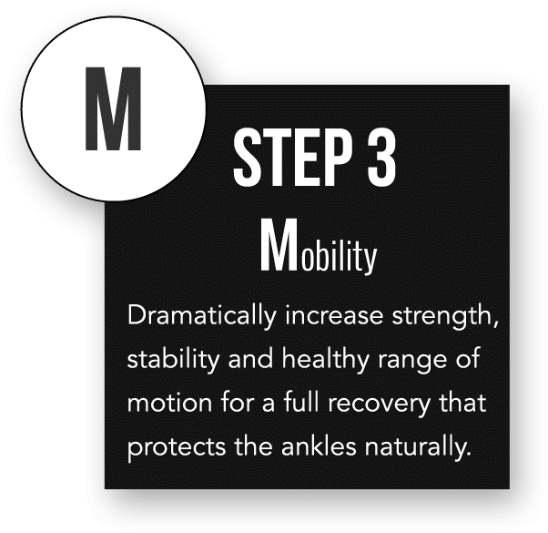 M Step 3 - Mobility