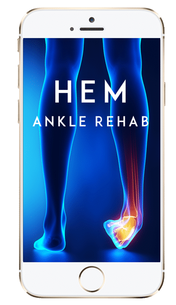 Get Instant Access to 3 Easy Steps Of Ankle Rehab Program